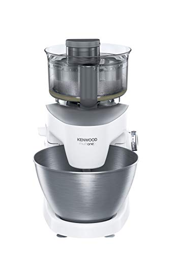 Kenwood KHH326WH Impastatrice Planetaria MultiOne, Acciao, 4.3 l, Bianco - 7
