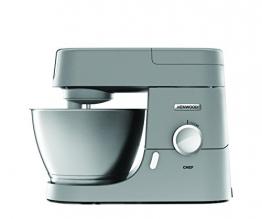 Kenwood KVC3100S Kitchen Machine con movimento planetario, 1000 W, Argento - 1