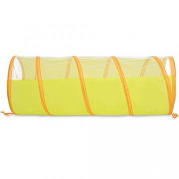 100 Palline Rosa KIDUKU/® Tenda da Gioco per Bambini Pop up Borsa per Interni ed esternim
