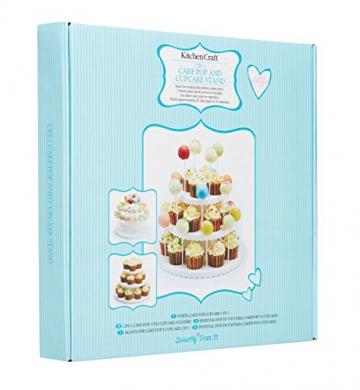 Kitchen Craft, Espositore per cupcakes e dolci