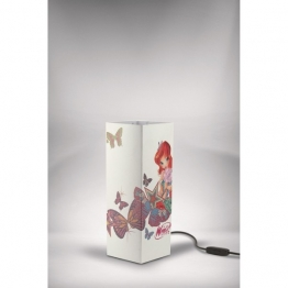 "LAMPADA DI CARTA ""FRIENDS WINX"" H32 CM"