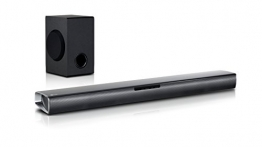 LG SJ2 altoparlante soundbar 2.1 canali 160 W - 1