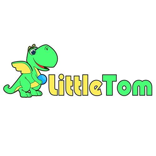 LittleTom Set Tenda Giocattolo con Tunnel Piscina di Palline Pop-up 260x90x100cm - 1