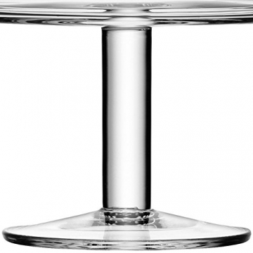 LSA International di Vienna 15 cm-Alzata per dolci con campana trasparente - 5