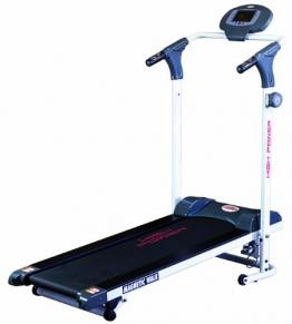 Magnetic Walk Tapis Roulant Magnetico per home-fitness, inclinazione manuale 3 livelli, nastro 35x105, portata 100 chilogrammi - 1