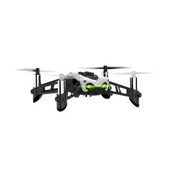 Mambo drone fotocamera nero, bianco 4 rotori 0,3 mp 550 mah