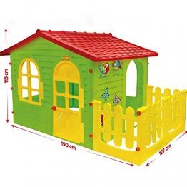Mochtoys 5907442104981 Big casa per Bambini con casa Giocattolo da Giardino - 1