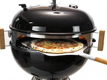Moesta BBQ - Smokin 'Pizza Ring – Pacchetto Completo per Pizza - 1