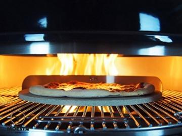 Moesta BBQ - Smokin 'Pizza Ring – Pacchetto Completo per Pizza - 4