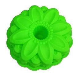 Original GMMH stampo per dolci in silicone fiore forma di CIAMBELLONE torta e pane, a palla - 1