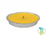 Palucart Candela citronella Giardino in Alluminio 11 cm Set da 63 Pezzi Giardinaggio antizanzare Feste ed Eventi - 1