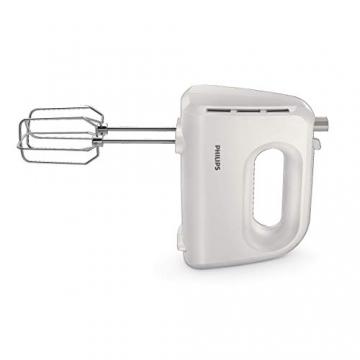 Philips Cucina HR3705/00 Sbattitore Elletrico,  Collezione Daily Bianco, 300 W - 2