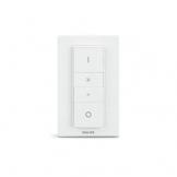 Philips Hue Lighting Telecomando Dimmer Switch per Sistema, Bianco - 1