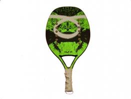Racchetta Beach Tennis Racket Tom Caruso Hulk 45 Green Junior 2017 - 1