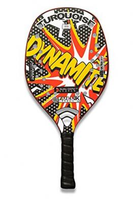 Racchetta Beach Tennis Turquoise DYNAMITE 2018 - 1