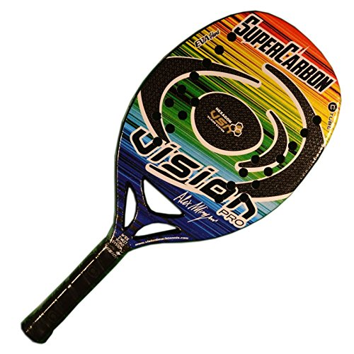 Racchetta Beach Tennis Vision Super Carbon 2018 - 1