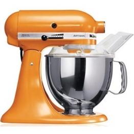 Robot da cucina artisan da 4,8l arancio