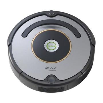 Roomba 616 nero argento robot aspirapolvere