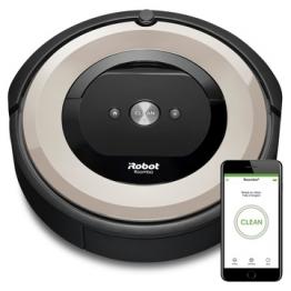 Roomba e5152 aspirapolvere robot senza sacchetto nero, rame
