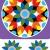 Sabbiarelli 100AL0543 - Album i Mandala - 6