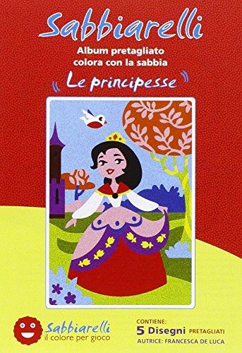 Sabbiarelli - Album Le Principesse - 1