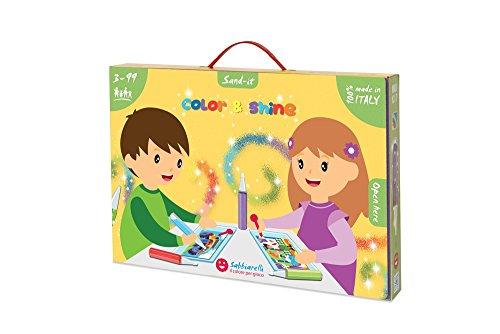 Sabbiarelli - Maxi Kit Color & Shine - 1