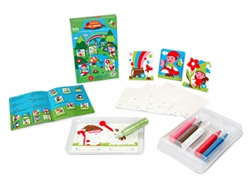 Sabbiarelli- Mini Kit Baby Gli Gnomi, 100MK0605 - 2