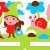 Sabbiarelli- Mini Kit Baby Gli Gnomi, 100MK0605 - 5