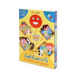 Sabbiarelli - Mini Kit Bambini e Cuccioli - 1