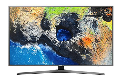 "Samsung Serie MU6470 Smart TV da 49"", Cristallo Attivo, con Supreme UHD Dimming e Telecomando Smart Remote Premium, Titanio Scuro - Esclusiva Amazon.it - 1"