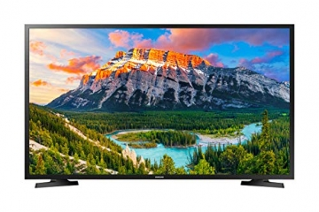 "Samsung UE32N5070AUXZT TV Full HD 32"" DVB-T2CS2, Serie N5070, Classe di Efficienza Energetica A, 1920x1080 Pixels, Nero (2018) - 1"