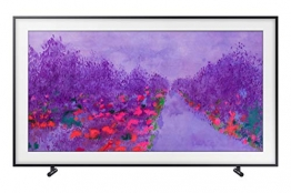"Samsung UE43LS03NAUXZT The Frame Cornice TV, 4 K UHD 43"", Nero [Classe di efficienza energetica B] - 1"