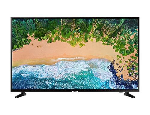 """Samsung UE43NU7090UXZT Smart TV 4K Ultra HD  43"""" Wi-Fi DVB-T2CS2, Serie7 NU7090 [Classe di efficienza energetica A], 3840 x 2160 pixels, Nero (2018) - 1"""