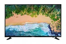 """Samsung UE55NU7091UXZT 4 K UHD Smart TV 55"""", Serie7 NU7091 [Classe di Efficienza Energetica A], Nero - 1"""