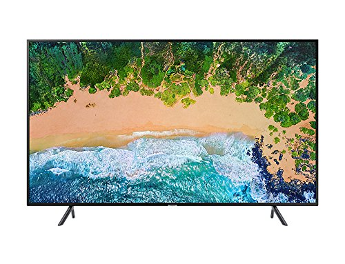 "Samsung UE55NU7170 55"" 4K Ultra HD Smart TV Wi-Fi Nero - 1"