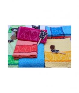 Set 12 strofinacci da cucina in spugna 100% cotone con lavorazione jacquard - daisy new.. Tessuto Cotone, Variante Daisy new, Misura Set 12 pz