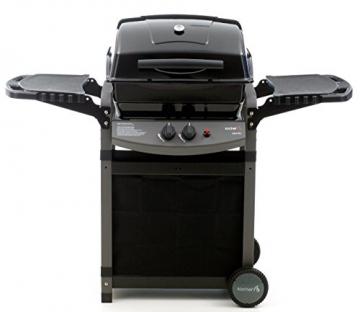 Sochef G20512 Saporillo Barbecue, Nero/Grigio - 1