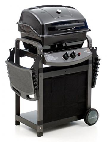 Sochef G20512 Saporillo Barbecue, Nero/Grigio - 3