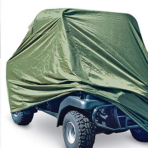 STI Telo Pesante Occhiellato Verde Blu Impermeabile Copritutto Multiuso Misura 4x5mt - 1