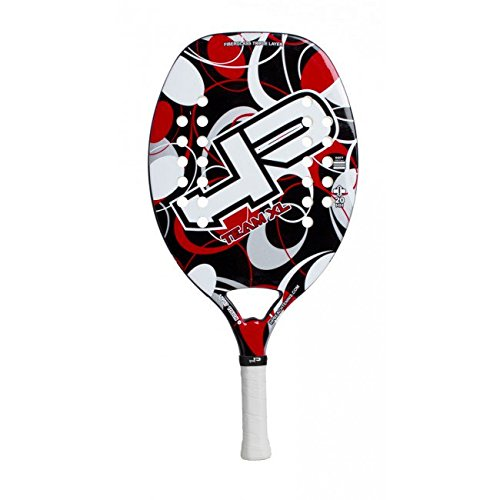 Tom Caruso Racchetta Beach Tennis Racket High Power Team XL 2018 - 1