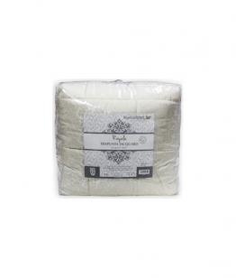 Trapunta invernale lavorazione jacquard - htld9144-1. Colore Bianco, Misura Matrimoniale, Tessuto Poliestere