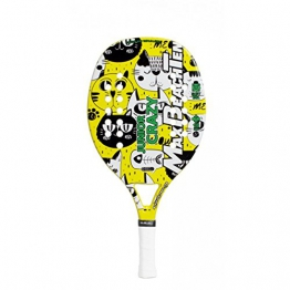 Vision Racchetta Beach Tennis Racket Mbt Junior Crazy 2018 - 1
