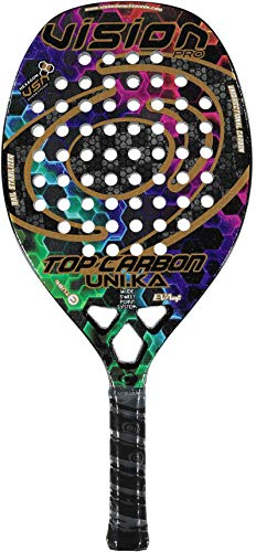 Vision Racchetta Beach Tennis Racket Top Carbon Uni.KA 2019 - 1