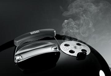 Weber, 1321004, Barbecue Compatto a Carbone, 57 cm, Nero - 10