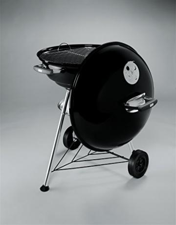 Weber, 1321004, Barbecue Compatto a Carbone, 57 cm, Nero - 12