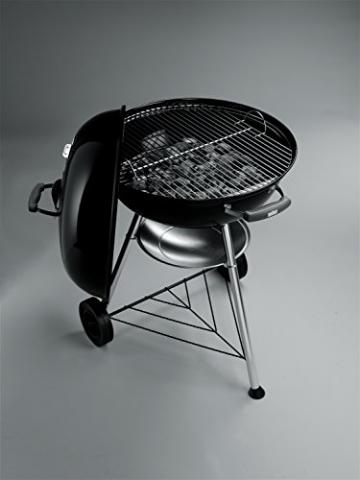 Weber, 1321004, Barbecue Compatto a Carbone, 57 cm, Nero - 16