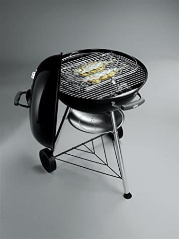 Weber, 1321004, Barbecue Compatto a Carbone, 57 cm, Nero - 19