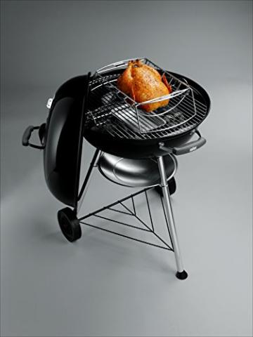 Weber, 1321004, Barbecue Compatto a Carbone, 57 cm, Nero - 3