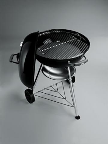 Weber, 1321004, Barbecue Compatto a Carbone, 57 cm, Nero - 4