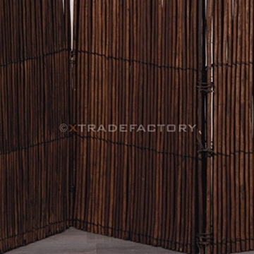XTRADEFACTORY - Paravento Naturale (marrone) - 3